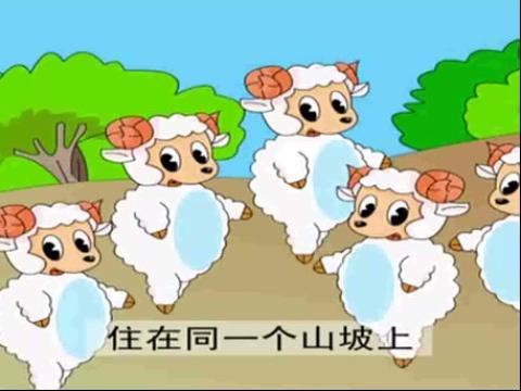 儿童故事-幼儿经典童话故事《狼和小羊》