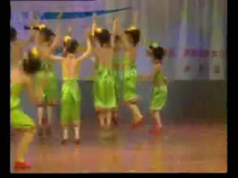 儿童舞蹈视频高清