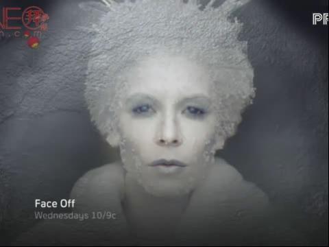 超牛化妆术 变脸 美女变僵尸
