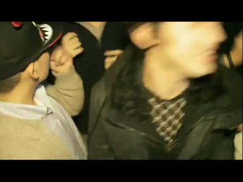 韩国夜店现场美女dj打碟激情四射