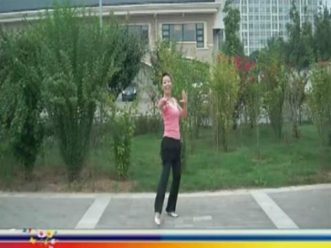美久广场舞印度美女 教学视频正反示范教程