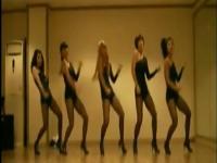 可爱美女性感热舞