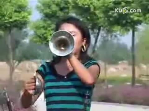 安徽民间小调美女唢呐说唱
