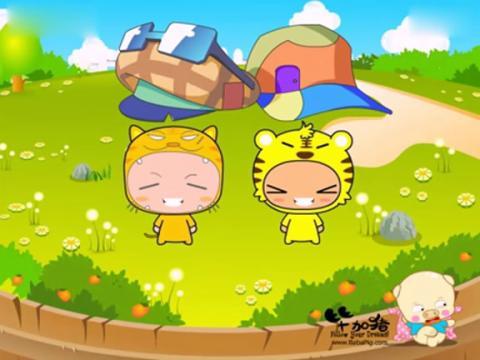 儿歌-两只老虎(2)