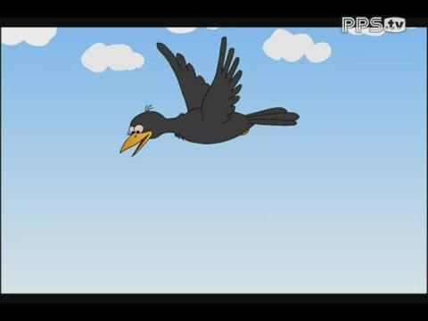 乌鸦喝水flash素材 图片合集