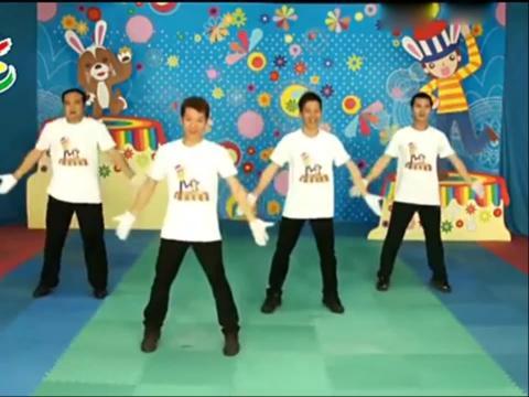少儿舞蹈 林老师的舞动世界《胜利呼吸》图片图片