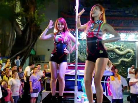 wild韩国美女舞蹈现代舞