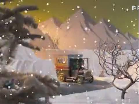 海绵宝宝圣诞特别篇定格动画预告