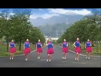 玉全广场舞教学 美女城市
