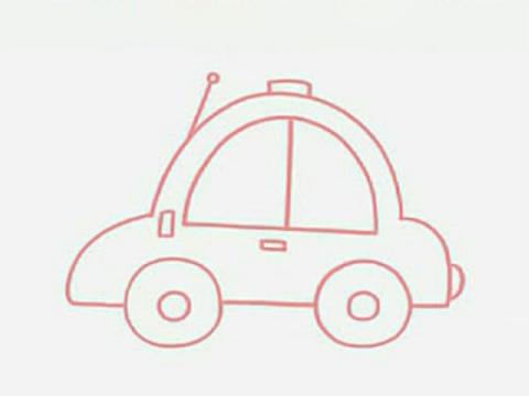 宝宝学画画:简笔画教程
