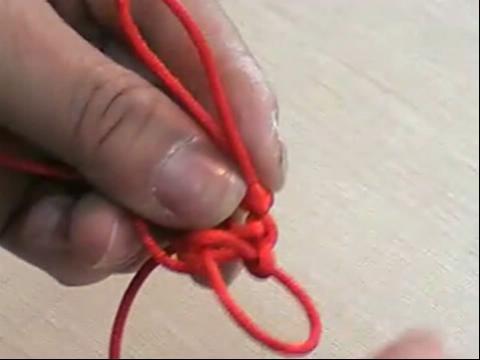 十字绣针法 中国结制作方法