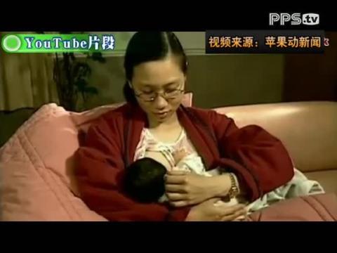 80后妈妈喂奶乳房压死婴儿