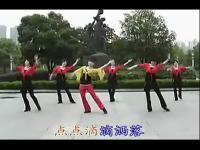 广场舞 泉水叮咚响 背面分解动作教学