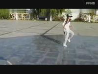 其它女生鬼步舞
