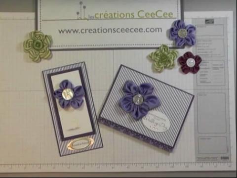 丝带花的制作方法制作步骤教学