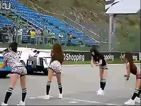 视频美女拉拉队 舞蹈视频联盟
