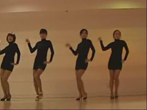 nobody舞蹈教学视频 学院学生版