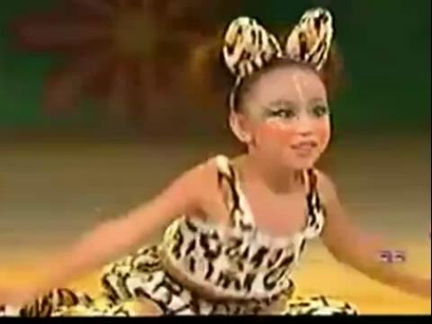 儿童舞蹈 《波斯猫》 少儿舞蹈精选
