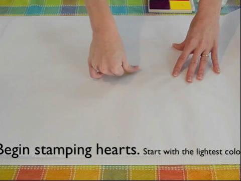 儿童手工制作视频-自制节日礼物包装纸