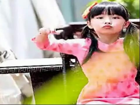 幼儿舞蹈可爱颂 可爱颂幼儿舞蹈视频