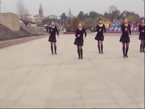 广场舞 相约北京 广场舞教学视频