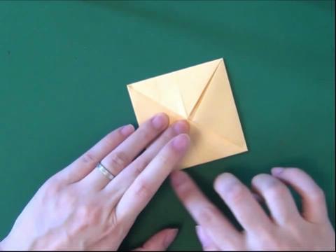 折纸视频大全※折一个照相机吧