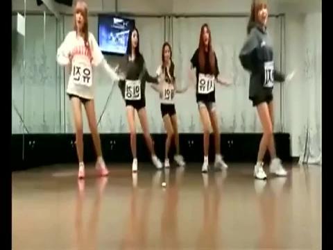 现代舞教学视频