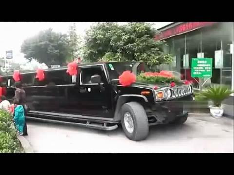 土豪婚礼车队 哪些日本汉字简化成中国汉字 义乌土豪婚礼高清图片