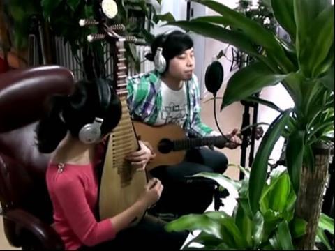 郝浩涵吉他弹唱 青花瓷