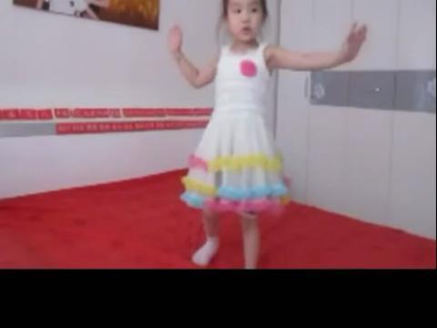 快乐儿歌幼儿舞蹈 数鸭子【高清】