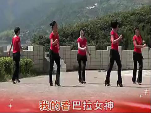动动广场舞 2013年广丰广场舞